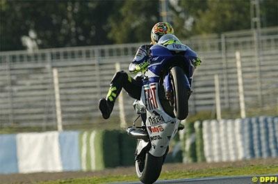"""Moto GP - Rossi: """"Je serais heureux de finir chez Yamaha"""""""