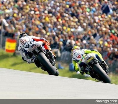 Moto GP - Allemagne: Lorenzo n'a toujours pas lavé l'affront