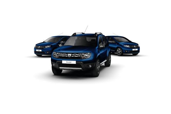 Salon de Genève 2015 - Dacia, une série limitée anniversaire pour toute la gamme