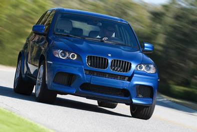 BMW X5 M et X6 M: Officiels!