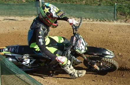 Des 250 Kawasaki made in Bud Racing