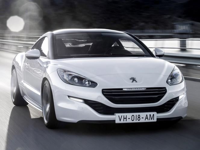 Mondial 2012 - Peugeot RCZ restylé : toutes les infos et les photos HD