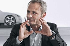 Audi change de patron du Design