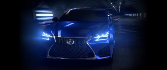 Salon de Genève 2015 - Lexus GS F, familiale dévergondée