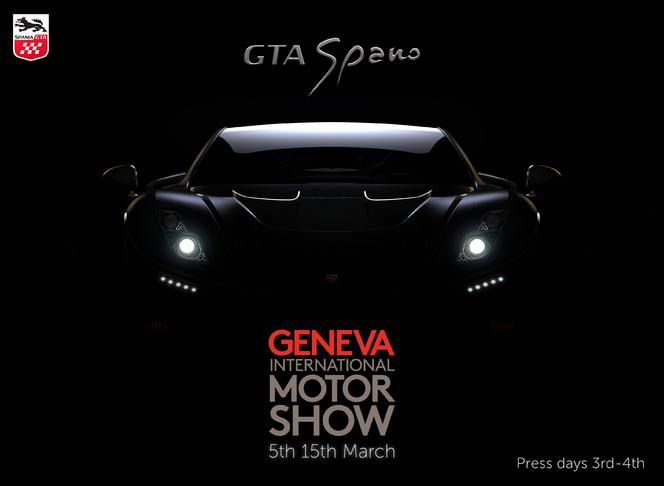 Salon de Genève 2015 - GTA Spano 2.0, l'arlesienne espagnole est immortelle