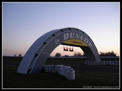 Calendrier Dunlop Moto Days 2008