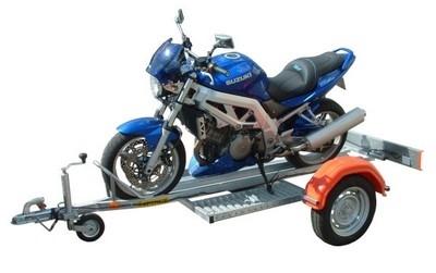 Mecanorem transporte votre moto.