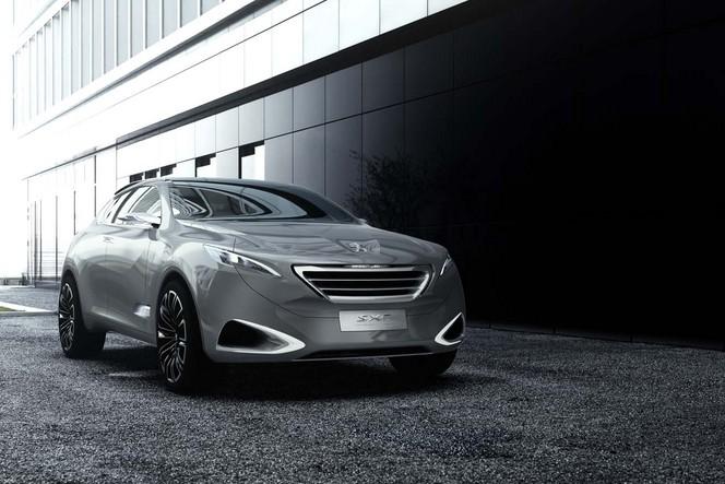 Peugeot 6008 : il arrive fin 2016 début 2017