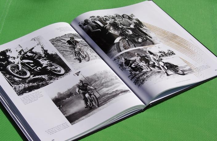 """Lu pour vous: """"Motocross français 1928-1967"""" de Gérard Bedet et Roland Margeridon"""