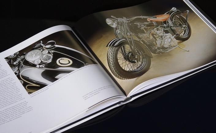 Lu pour vous: Les plus belles motos classiques