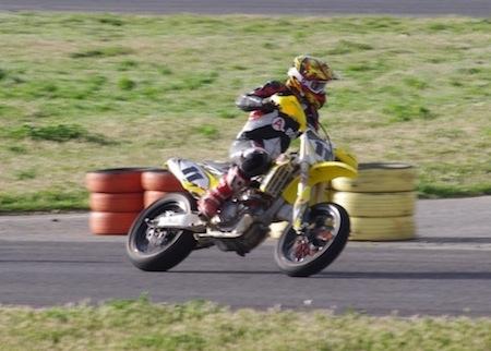 Essai Metzeler Racetec SM K1: impressionnant!!