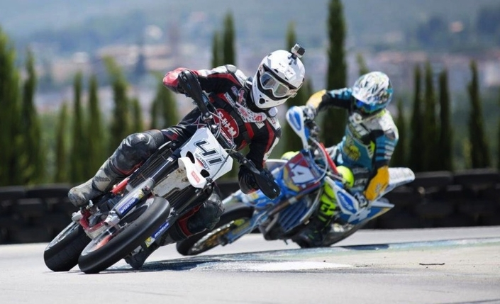 Championnat du Monde de Supermotard 2017: Chareyre l'emporte à Albaida