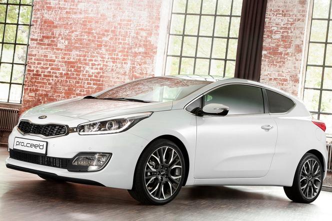 Mondial de Paris 2012 - La nouvelle Kia ProCee'd en avance