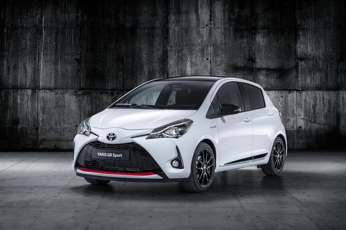 Mondial de Paris 2018 - Toyota Yaris: la GR Sport et une série limitée pour les 20 ans