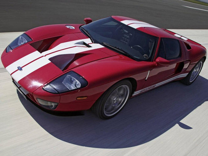 Ford GT : born in the USA