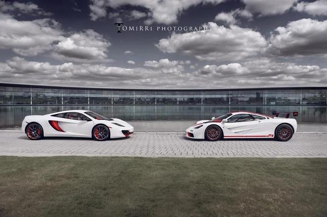 McLaren Special Operations Project 8 : réunion de famille
