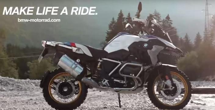 Vidéo - BMW: la R1250GS officiellement révélée!