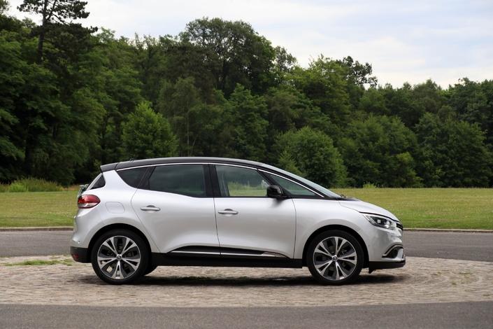Essai - Renault Scénic dCi 160 EDC (2017) : le fer de lance