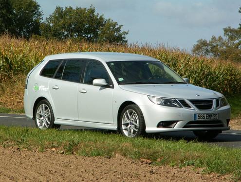 Essai - Saab 9-3 1.8t & 2.0t BioPower : le meilleur de l'éthanol