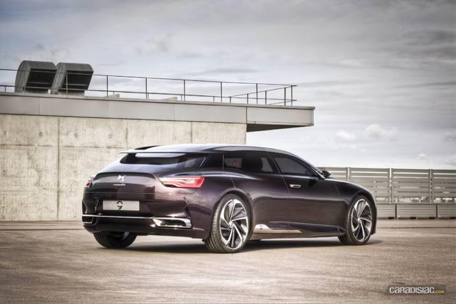 Photos exclusives - Numéro 9 : le futur de Citroën décodé