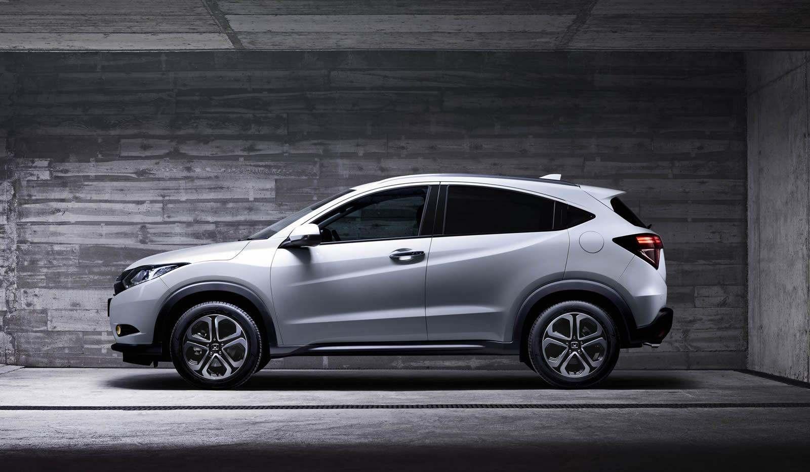 ... photos - Salon de Genève 2015 – Honda HR-V, le chaînon manquant