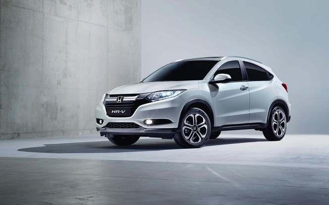 Salon de Genève 2015 – Honda HR-V, le chaînon manquant