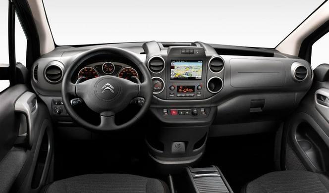 Salon de Genève 2015 - Nouveau Citroën Berlingo, rafraichi