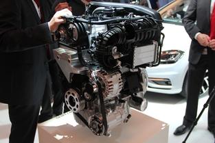 Le nouveau 1.5 TSi Evo avec désactivation des cylindres.