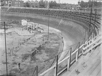 Images d'antan : St Louis - Motordrome 30 août 1914
