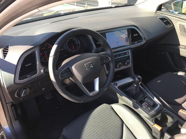 Première vidéo de la Seat Leon restylée : découvrez les premières images de l'essai en live et nos impressions de conduite
