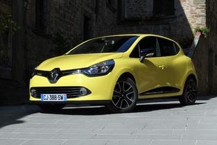 La Renault Clio 4 ante restylage.