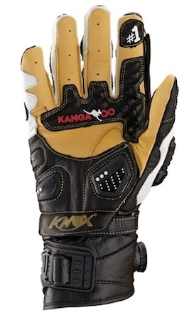 Le gant Knox Handroid Pod arrive en France