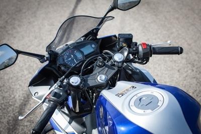 Essai Yamaha R3 : graine de championne