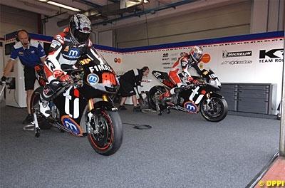 Moto GP 2008: Ce sera sans Roberts