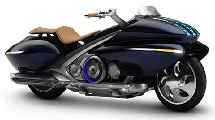 Rumeur : Un hybride chez Yamaha dès 2010 !?