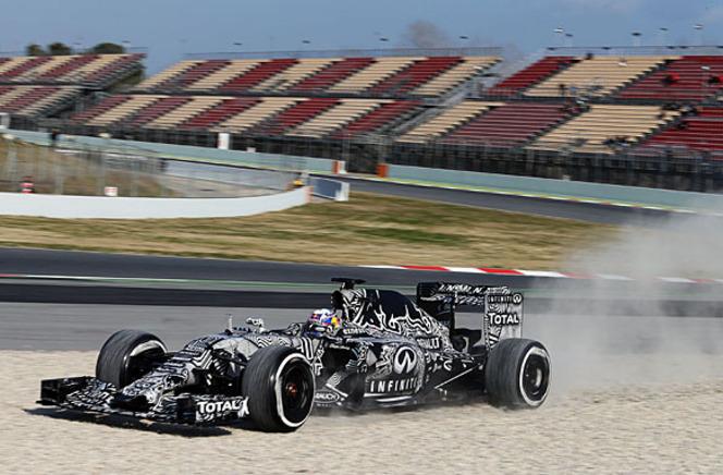 Essais F1 Barcelone - Jour 1 : Maldonado place Lotus en tête !