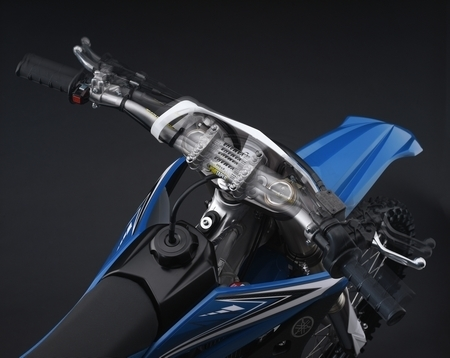 Nouveauté Cross 2010 : Yamaha YZ250F