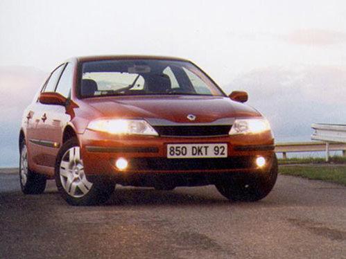 Essai - Renault Laguna 1.6 16V GPL : elle ne gaze pas, elle ne fume pas,mais elle boit un peu