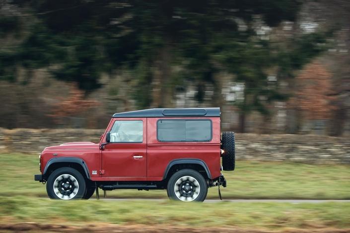 Le label Defender bientôt utilisé pour une gamme Land Rover ?