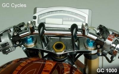 Café Racer : GC Cycles 1000