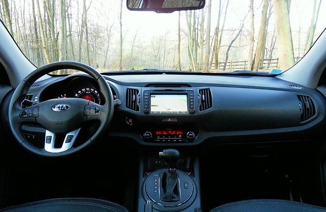 Essai - Kia Sportage 2.0 D 184 4WD BVA Ultimate : le Sportage du riche