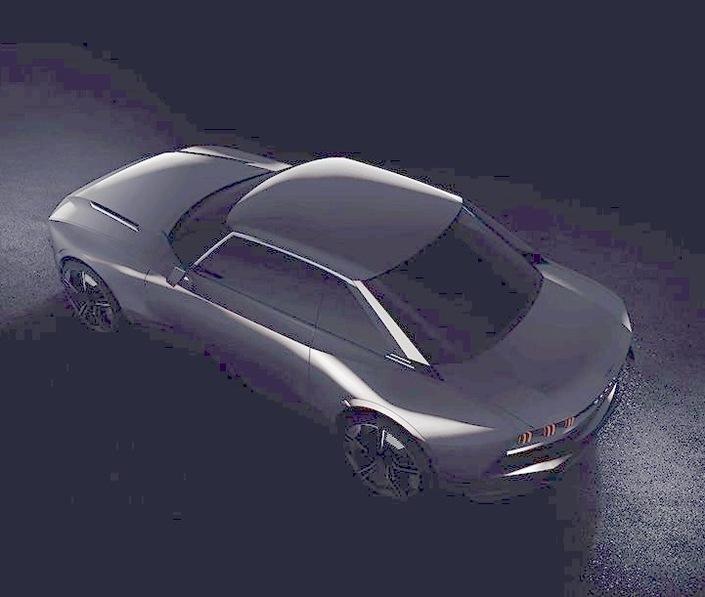 Mondial De Paris 2018 Peugeot Tease Un Nouveau Concept Car Hommage