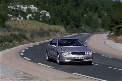 Essai - Mercedes, CLK, 270 CDI : 230km/h en diesel