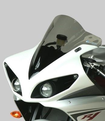 Bulle double galbe pour la Yamaha R1... signée Bullster.