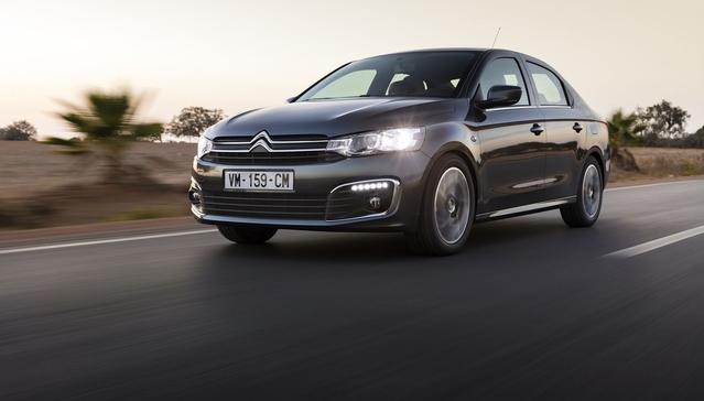 Citroën restyle sa berline à bas prixC-Elysée