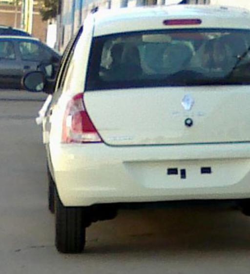Une Renault Clio 2 façon 4 pour le Mercosur