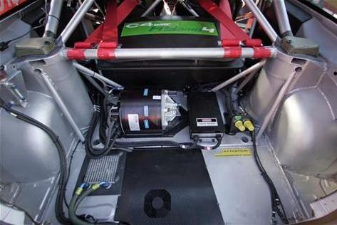 Rallye : Citroën teste la C4 WRC Hybrid4