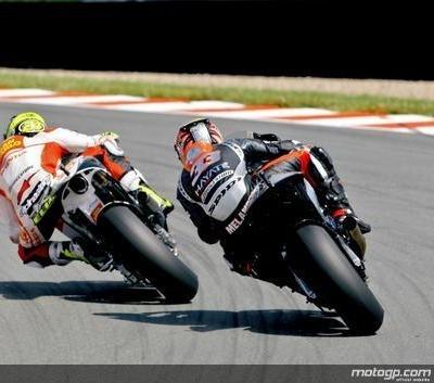 Moto GP - Allemagne: Le retour du moustique kamikaze