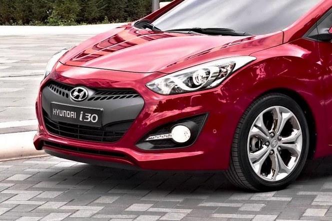 Mondial de Paris 2012 - Nouvelle Hyundai i30 3 portes