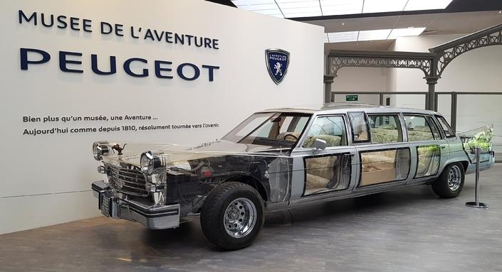 Musée de l'Aventure Peugeot: une nouvelle exposition consacrée au cinéma